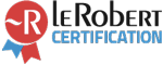 logo certification lerobert ellipse formation paris